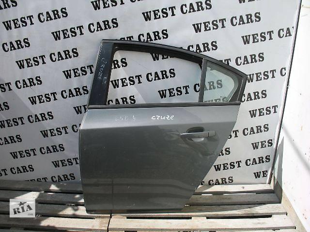 купить бу Б/у дверь задняя для легкового авто Chevrolet Cruze 2007 в Луцке