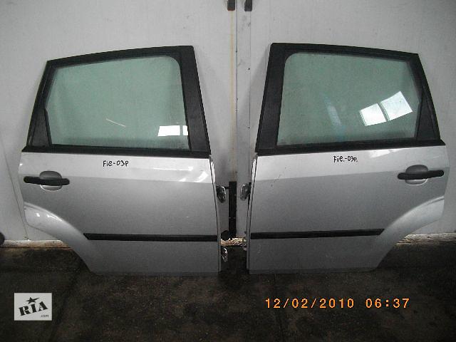 бу Б/у дверь задняя для легкового авто Ford Fiesta 2007 в Львове