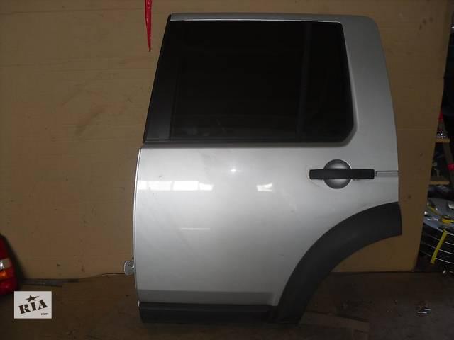 Б/у дверь задняя для легкового авто Land Rover Discovery- объявление о продаже  в Ровно