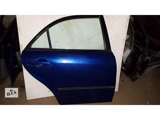 Б/у дверь задняя для легкового авто Mazda 6- объявление о продаже  в Ровно
