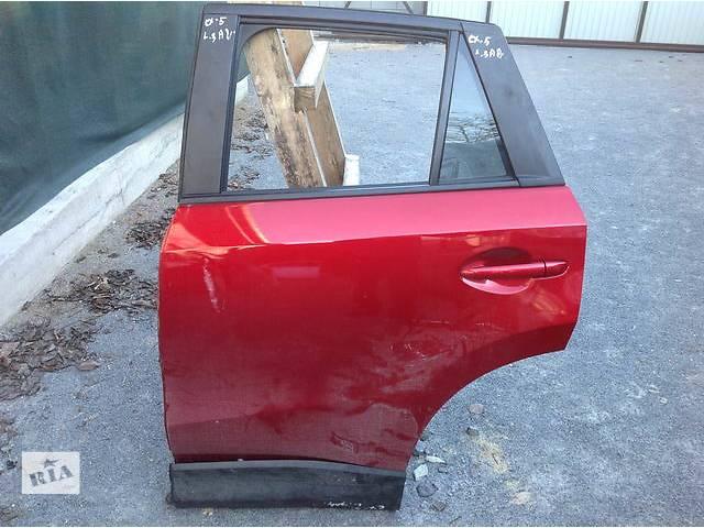 продам Б/у дверь задняя для легкового авто Mazda CX-5 бу в Ровно