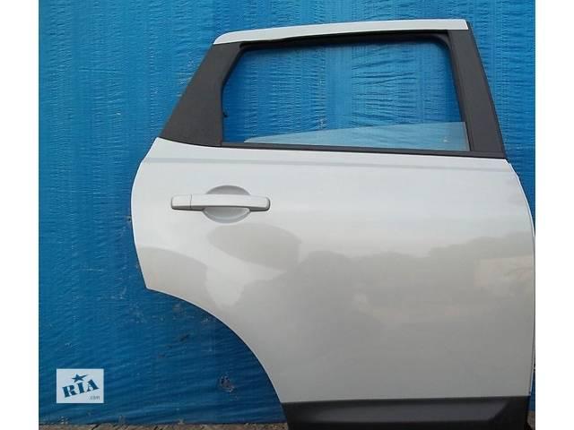 Б/у дверь задняя для легкового авто Nissan Qashqai- объявление о продаже  в Ровно