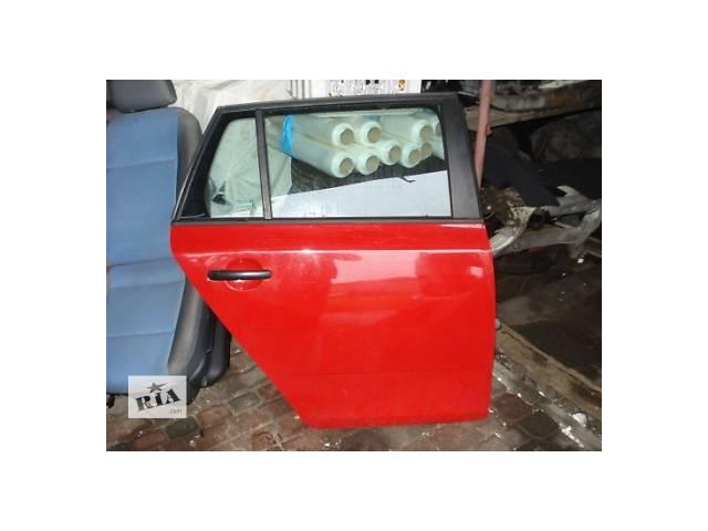 продам Б/у дверь задняя для легкового авто Skoda Fabia Combi бу в Львове