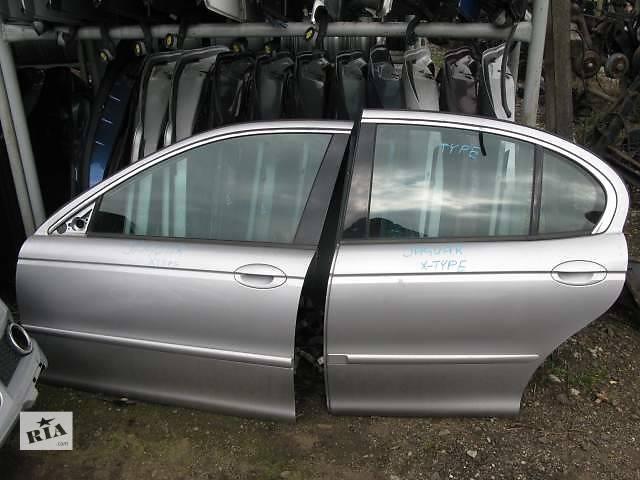Б/у дверь задняя для легкового авто Skoda Fabia- объявление о продаже  в Львове