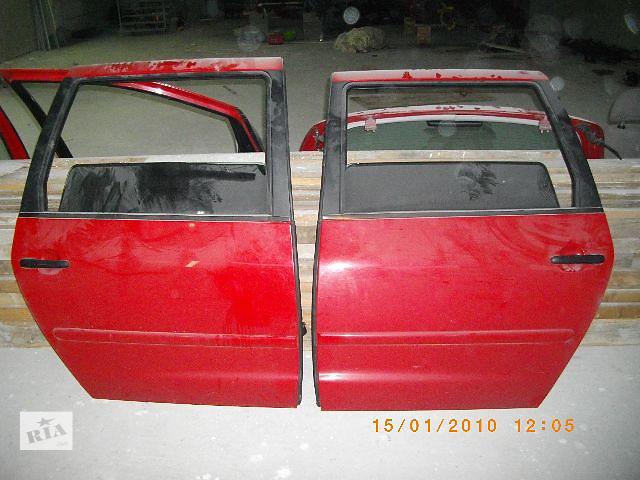 Б/у дверь задняя для легкового авто Volkswagen Sharan 1998- объявление о продаже  в Львове