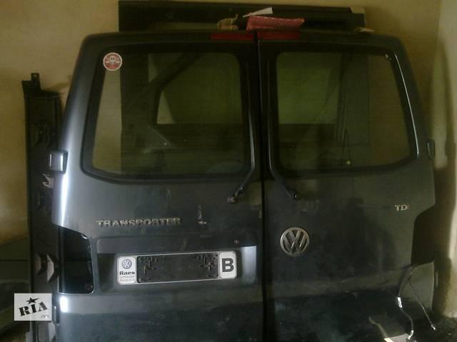 купить бу Б/у дверь задняя для микроавтобуса Volkswagen T5 (Transporter) в Киеве