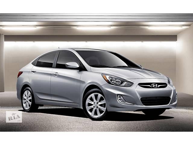купить бу Б/у дверь задняя для седана Hyundai Accent в Киеве