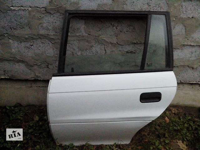 бу Б/у дверь задняя для универсала Opel Astra F в Львове