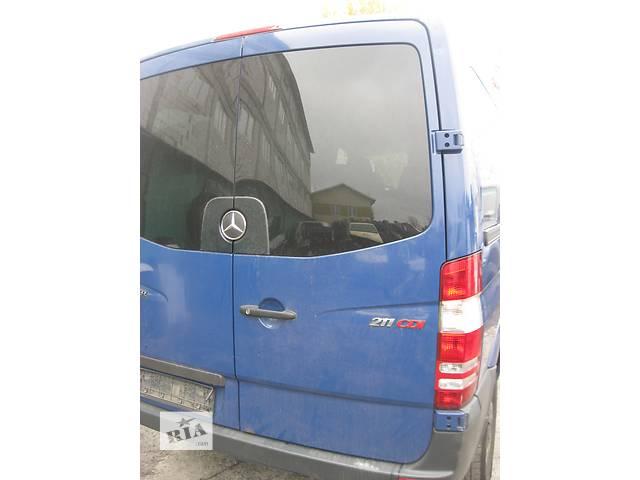 бу Б/у дверь задняя Mercedes Sprinter 2006- в Ровно