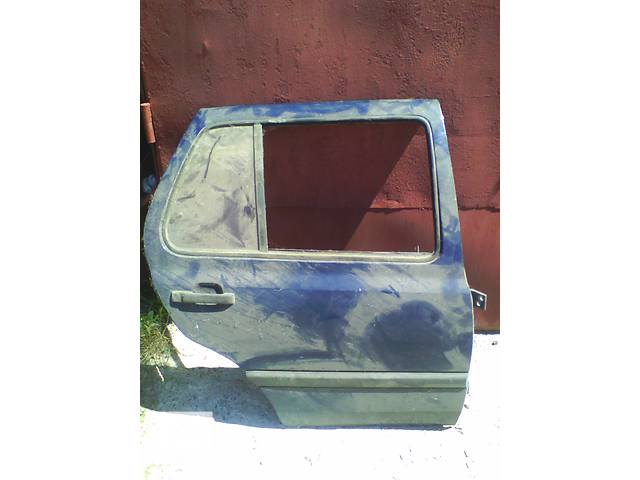 купить бу Б/у дверь задняя п Volkswagen Golf III в Броварах