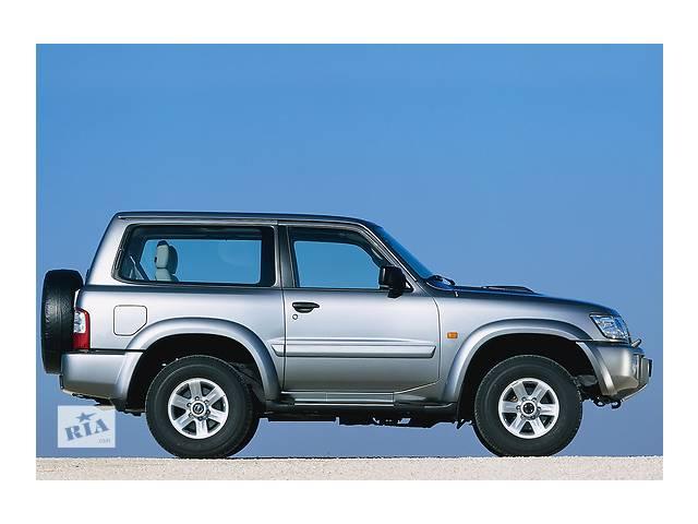 продам Б/у дверь задняя (пара) для Переднее крыло Nissan Patrol Y61 2001г. 3.0 сdi механика (Ниссан Патрол)  бу в Ровно