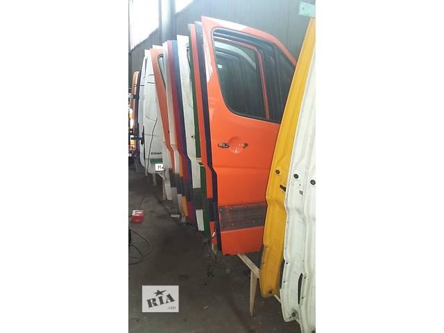 Б/у Дверь задняя, передняя, боковая Volkswagen Crafter Фольксваген Крафтер, Мерседес Спринтер, W906 2006-2012- объявление о продаже  в Луцке