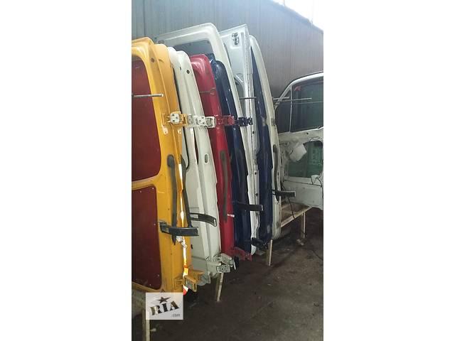 купить бу Б/у Дверь задняя, передняя, боковая Volkswagen Crafter Фольксваген Крафтер, Мерседес Спринтер, W906 в Луцке