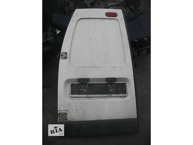 продам Б/у дверь задняя Peugeot Expert 2.0 hdi 2004-2006 бу в Ровно