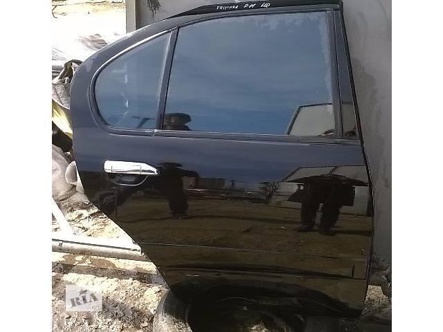 купить бу Б/у дверь задняя правая для седана Nissan Primera P11 2000г в Николаеве