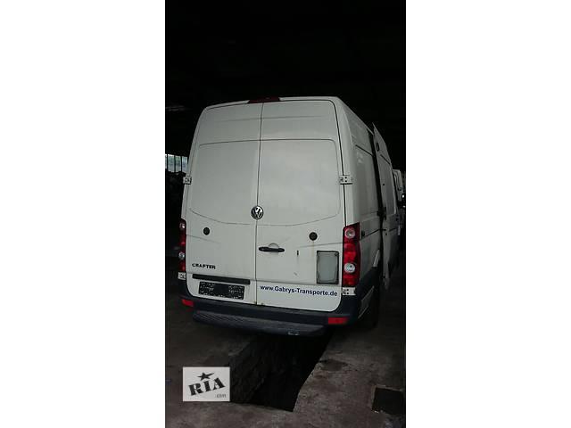 купить бу Б/у Дверь задняя (высокая, низкая) , передняя, боковая на Автобусы Volkswagen Crafter 2.5 tdi 2010 в Луцке