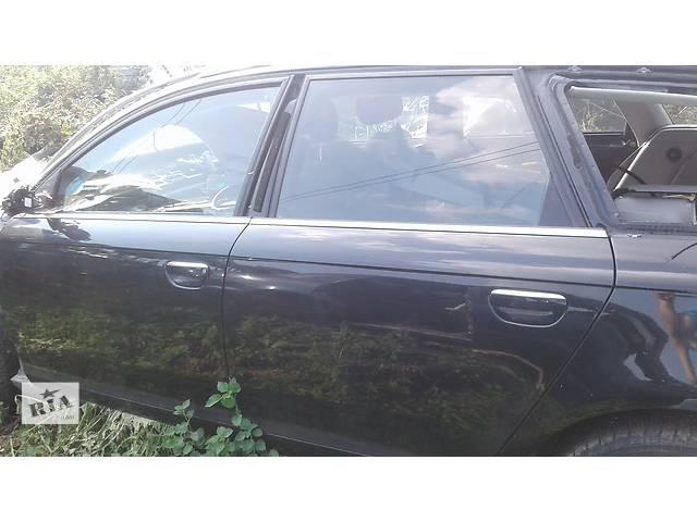 купить бу Б/у двері передні для легкового авто Audi A6 в Львове