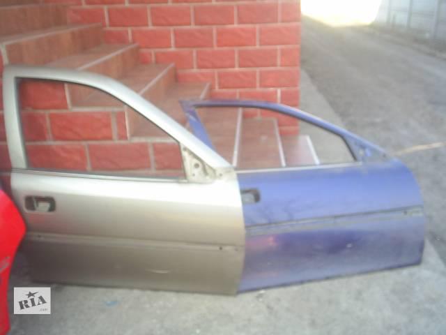 бу Б/у двері передні для легкового авто Opel Vectra B в Червонограде