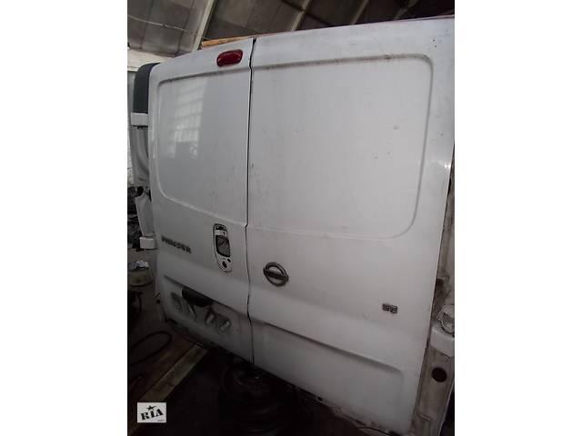 продам Б/у Дверь задняя Opel Vivaro бу в Стрые