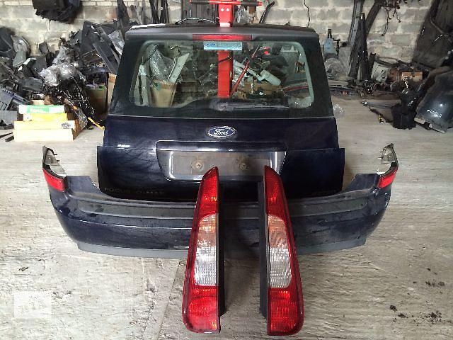 бу Б/у Двери/багажник и компоненты Крышка багажника Ford C-Max 2005г в Львове