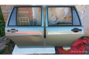 Б/у двери задние правые для Volkswagen Passat B2 1987