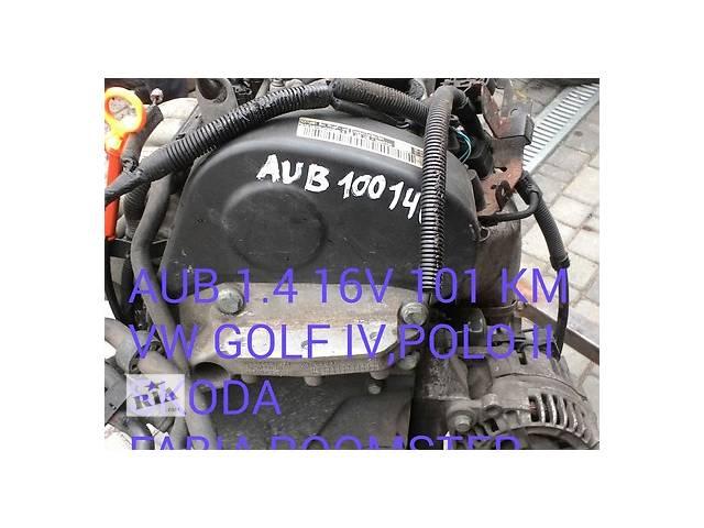 купить бу Б/у Двигатель 1.4 AUB Volkswagen Polo Seat Arosa Seat Cordoba Škoda Fabia в Киеве