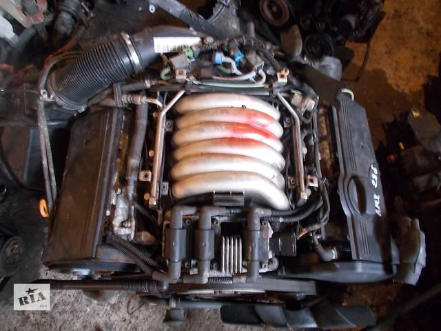 Б/у Двигатель Audi A4 2,8 бензин V6 № AMX- объявление о продаже  в Стрые
