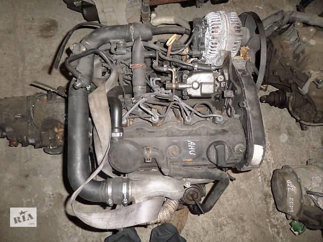 продам Б/у Двигатель Audi A6 1,9tdi №AHU бу в Стрые