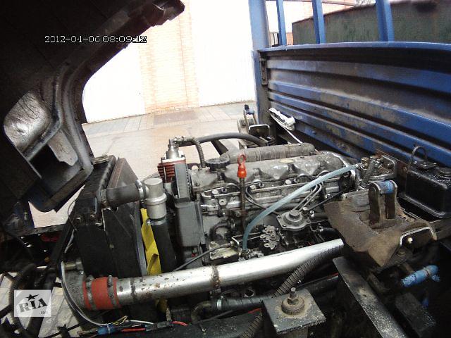 купить бу Б/у двигатель для грузовика JAC в Изюме