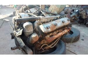 Б/у двигатель для КрАЗ 250 1991