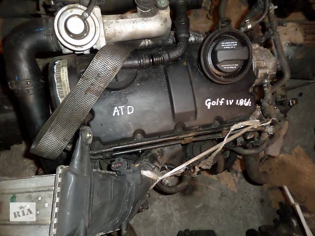 Б/у Двигатель Audi A3 1,9tdi № ATD 2000-2003- объявление о продаже  в Стрые