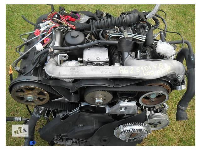 Б/у двигатель для легкового авто Audi A4 2.5 TDi- объявление о продаже  в Ужгороде