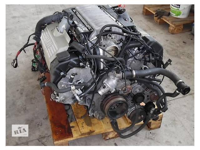 купить бу Б/у двигатель для легкового авто BMW X5 E 53 4.4 в Ужгороде