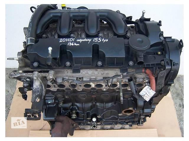 Б/у двигатель для легкового авто Citroen C5 2.0- объявление о продаже  в Ужгороде