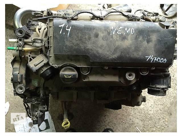 Б/у двигатель для легкового авто Citroen Nemo 1.4 HDI- объявление о продаже  в Ужгороде