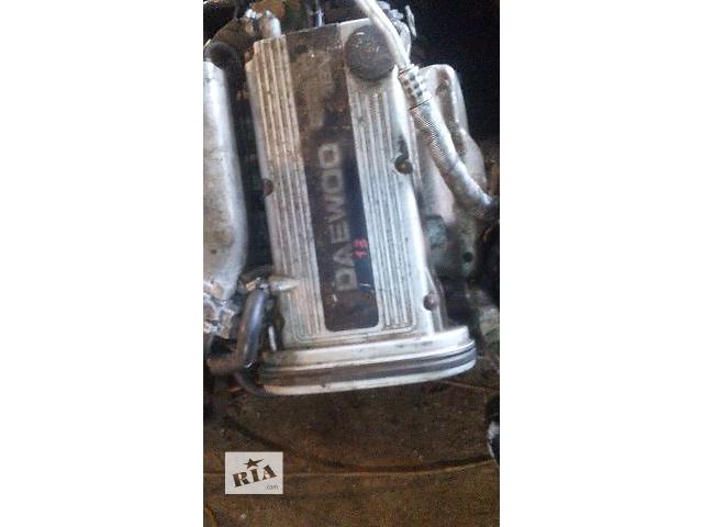 продам Б/у двигатель для легкового авто Daewoo Lanos бу в Яворове (Львовской обл.)