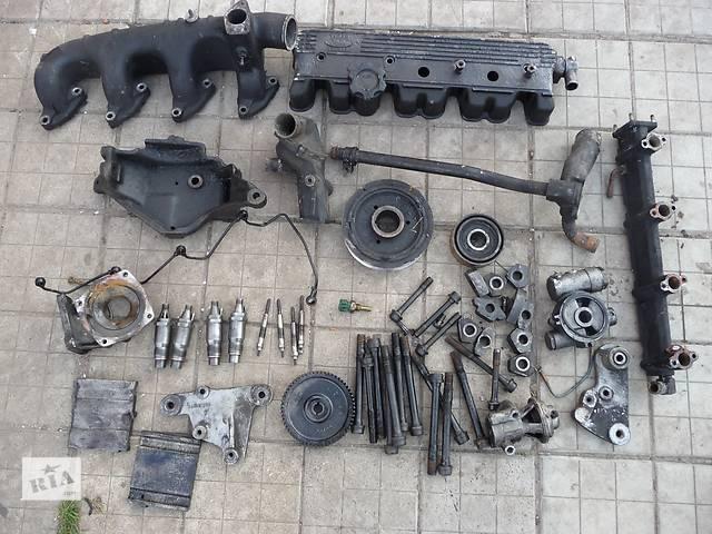 продам Б/у двигатель для легкового авто Ford Scorpio 2.5TD Только по запчастям бу в Харькове