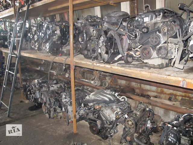 купить бу Б/у двигатель для легкового авто Infiniti FX в Львове