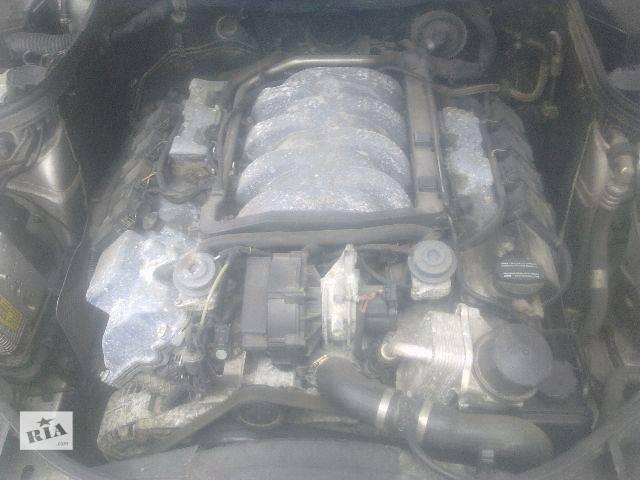 продам Б/у двигатель для легкового авто Mercedes E-Class 2004 бу в Киеве