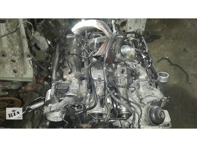 купить бу Б/у двигатель для легкового авто Mercedes ML-Class 4.0d в Львове