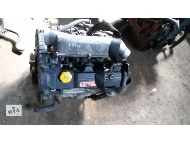 продам Б/у двигатель для легкового авто Opel Astra F бу в Бучаче