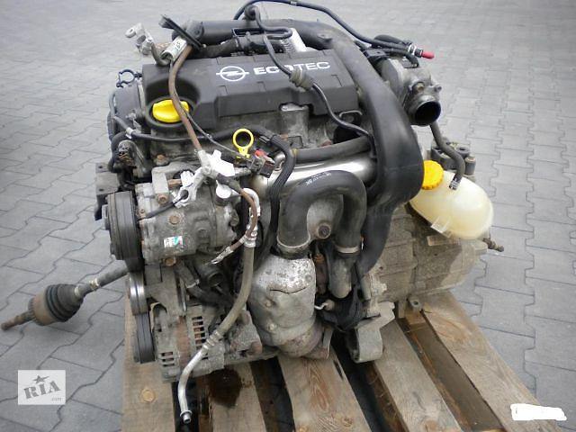 Б/у двигатель для легкового авто Opel Astra G- объявление о продаже  в Киеве