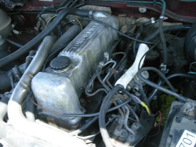 бу Б/у двигатель для легкового авто Opel Omega A 2,3д в Луцке
