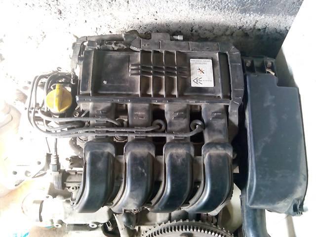 бу Б/у двигатель для легкового авто Renault Clio в Львове