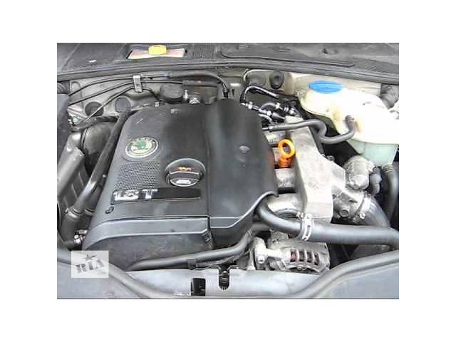 Б/у двигатель для легкового авто Skoda SuperB 1.8 T- объявление о продаже  в Чопе