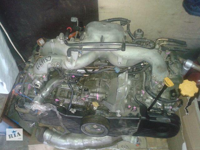 Б/у двигатель для легкового авто Subaru Legacy або Forester- объявление о продаже  в Львове