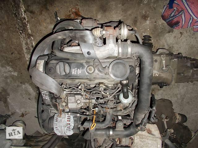 продам Б/у Двигатель Volkswagen Golf III 1,9tdi № AFN бу в Стрые