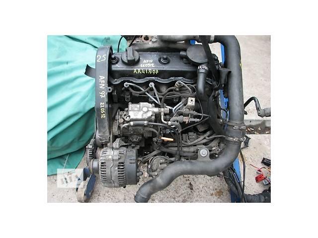 купить бу Б/у двигатель для легкового AFN 1.9 авто Volkswagen Golf в Киеве