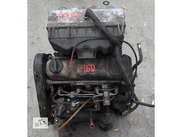 купить бу Б/у двигатель для легкового авто Volkswagen Jetta 1,6Д-1,6ТД в Луцке