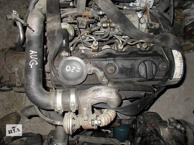 продам Б/у Двигатель Volkswagen Passat B5 1,9tdi № AVG бу в Стрые